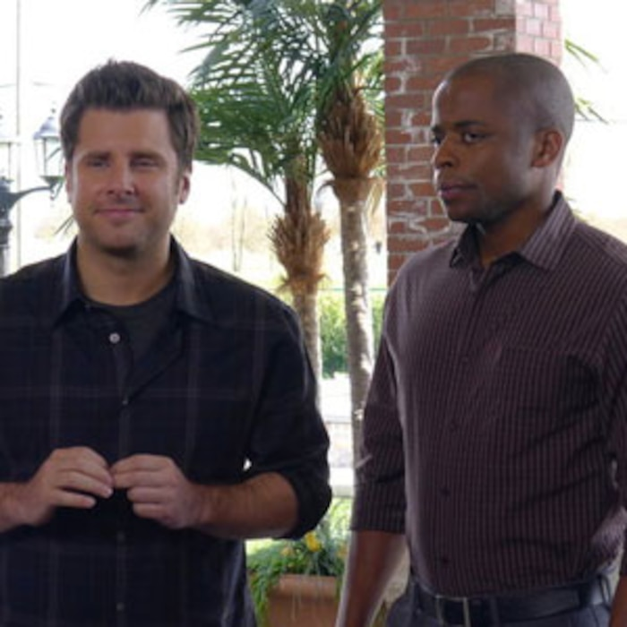 PSYCH, James Roday, Dule Hill