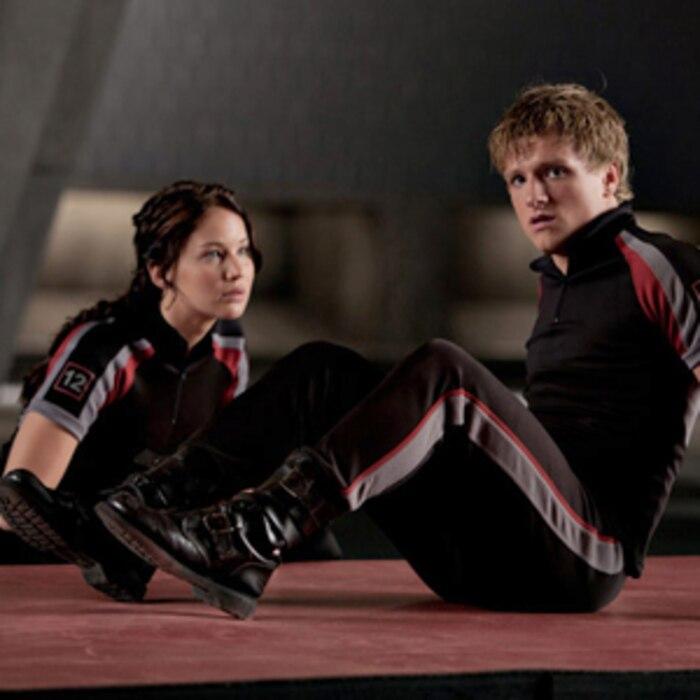 Hunger Games, Jennifer Lawrence, Josh Hutcherson