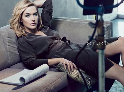 Kate Winslet, St John