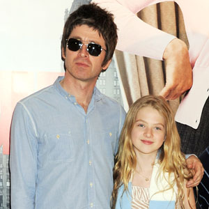 Noel Gallagher, Anais Gallagher