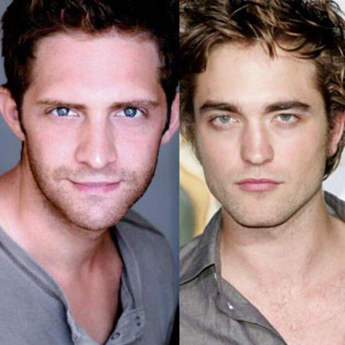 Robert Pattinson, Colin Hanlon