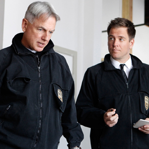 Mark Harmon, Michael Weatherly, NCIS