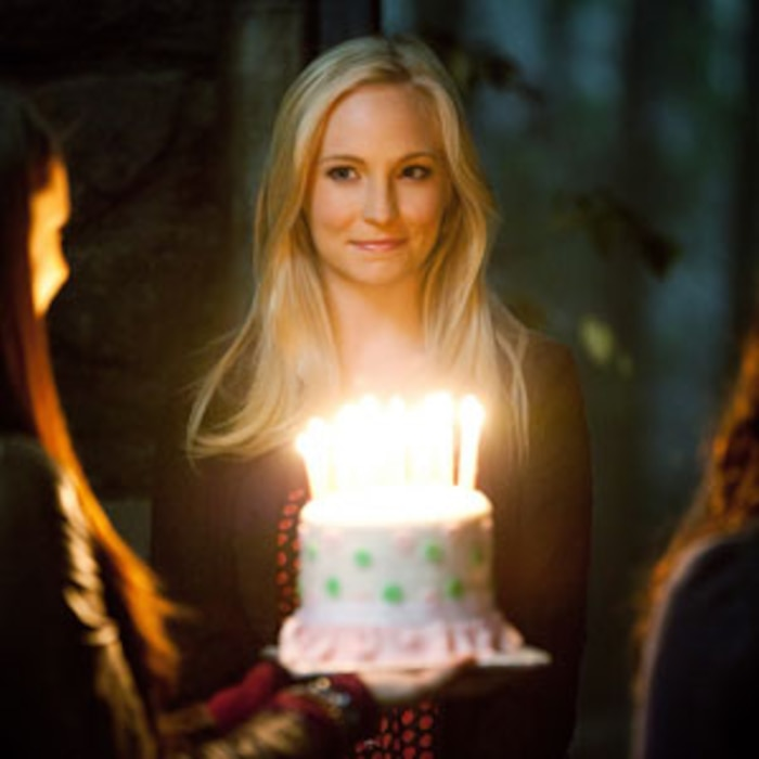 Candice Accola, THE VAMPIRE DIARIES