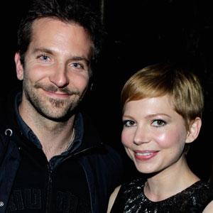 Michelle Williams, Bradley Cooper