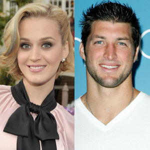 Katy Perry, Tim Tebow