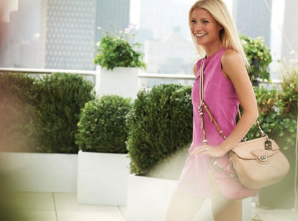 Gwyneth Paltrow, Coach Ad