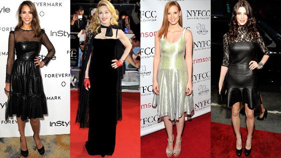 Worst, Jessica Alba, Madonna, Jessica Chastain, Ashley Greene