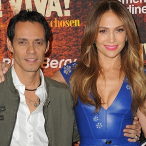 Jennifer Lopez, Marc Anthony