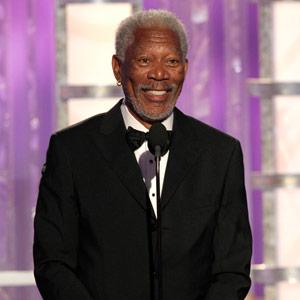 Morgan Freeman, Golden Globes