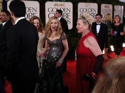 Marc Malkin, Twitpic, Golden Globes, Madonna
