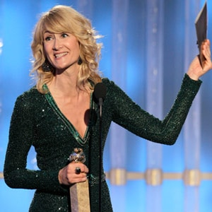 LauraDern, Golden Globes