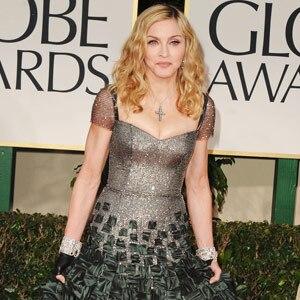 Madonna, Golden Globes