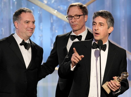 The Descendants, Jim Taylor; Jim Burke; Alexander Payne, Golden Globes
