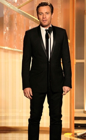 Ewan McGregor, Golden Globes