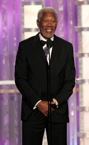 Morgan Freeman, Golden Globes