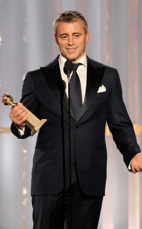 matt leblanc from 2012 golden globes winners e news