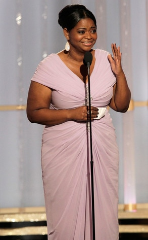 Octavia Spencer, Golden Globes