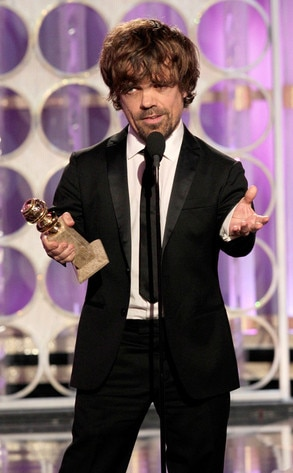 Peter Dinklage, Golden Globes