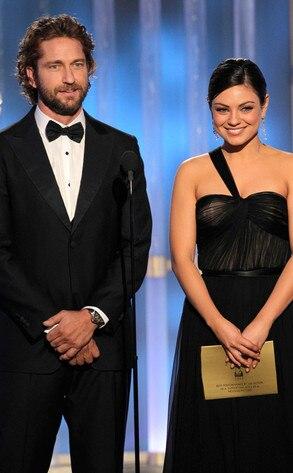 Gerard Butler, Mila Kunis