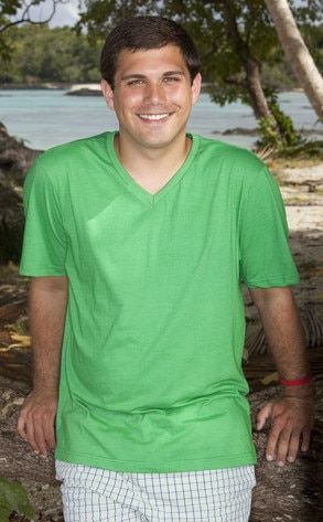SURVIVOR: ONE WORLD Cast, Colton Cumbie