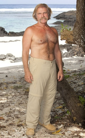SURVIVOR: ONE WORLD Cast, Greg Smith