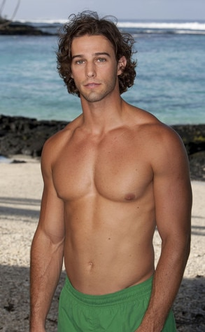 SURVIVOR: ONE WORLD Cast, Jay Byars