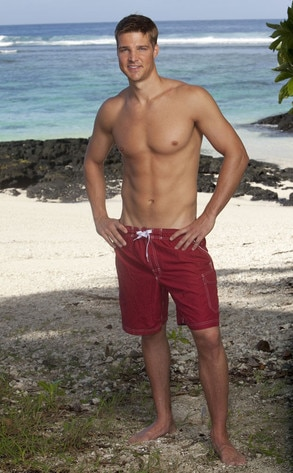 SURVIVOR: ONE WORLD Cast, Matt Quinlan