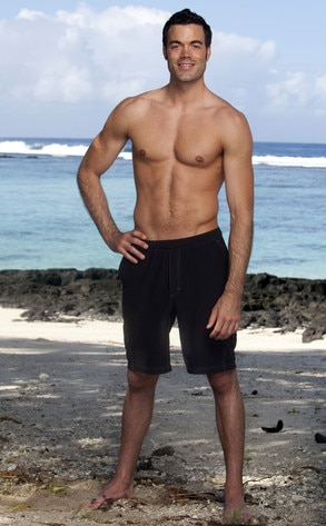 SURVIVOR: ONE WORLD Cast, Michael Jefferson