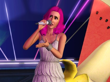 The Sims, Katy Perry