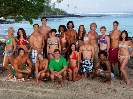 SURVIVOR: ONE WORLD Cast