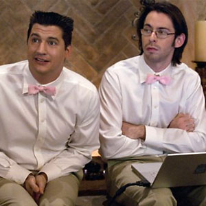 Party Down, Ken Marino, Martin Starr