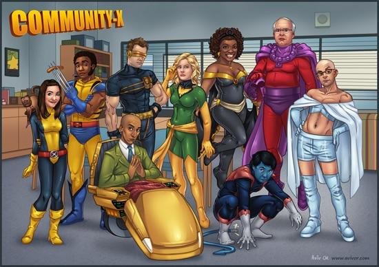 Soup Community X Men X2