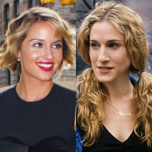 Dianna Agron, Sex And The City, Sarah Jessica Parker