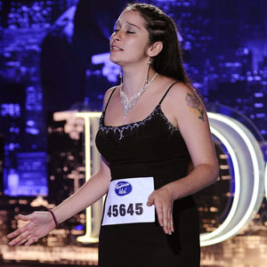 AMERICAN IDOL, Amy Brunfield