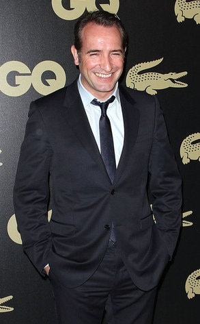 Gq man of the year 2011 event from party pics global e for Dujardin jean marc