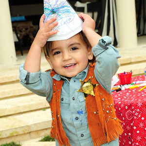 Mason Disick, 2nd Birthday Party