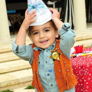 Mason Disick, 2nd Birthday Party