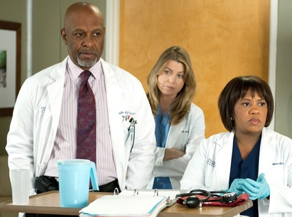 GREY'S ANATOMY, JAMES PICKENS JR., ELLEN POMPEO, CHANDRA WILSON
