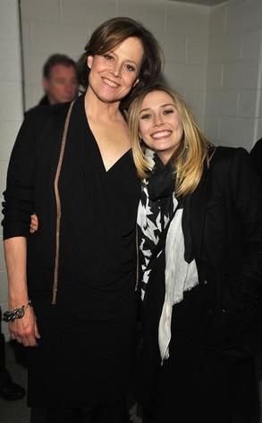 Sundance, Sigourney Weaver, Elizabeth Olsen