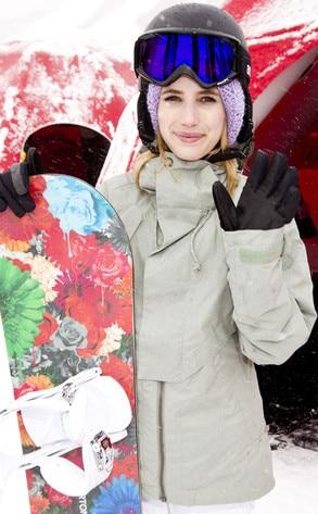 Emma Roberts, Sundance