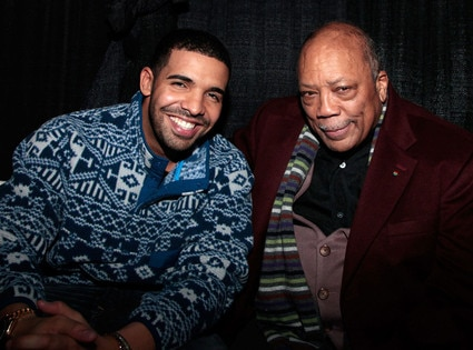 Drake, Quincy Jones, Sundance