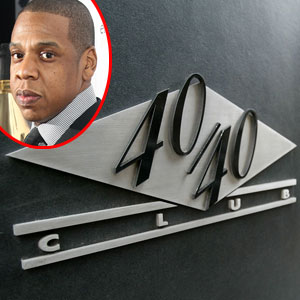 Jay-Z, 40/40 Club