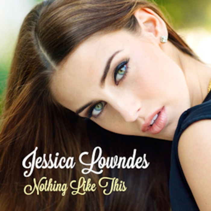 Jessica Lowndes, Nothing Like This, album cover
