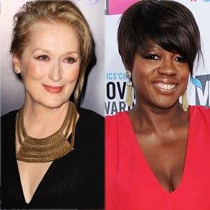 Meryl Streep, Viola Davis