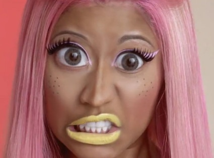 Nicki Minaj, Stupid Hoe Video