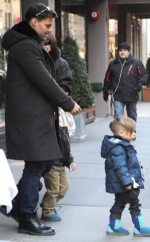 Ricky Martin, Matteo Martin