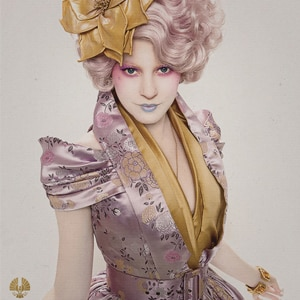 Elizabeth Banks, Hunger Games, Capitol Couture