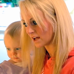 Corey Simms, Leah Messer, Teen Mom 2