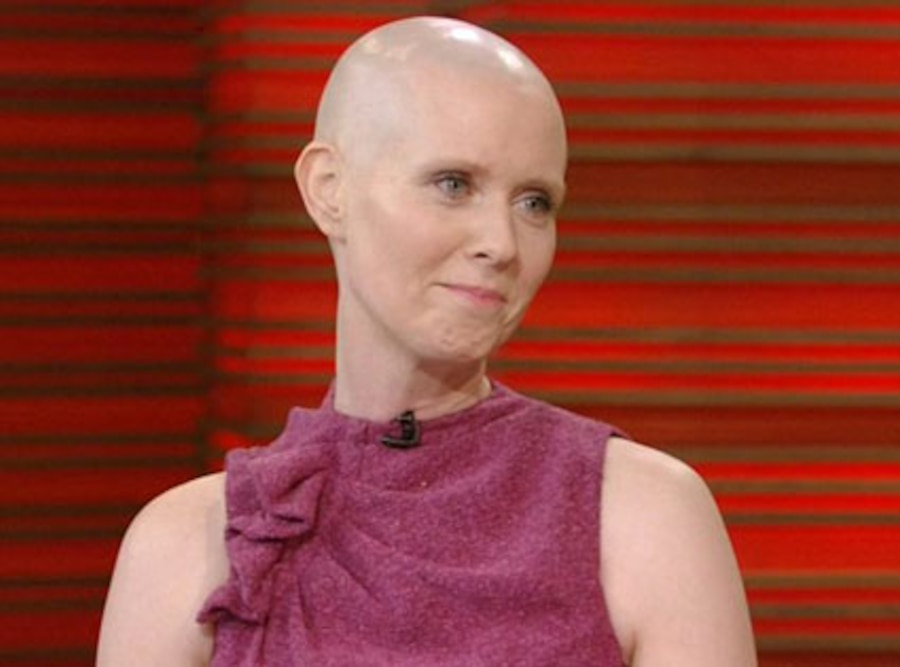 Cynthia Nixon, Live With Kelly