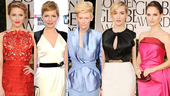 Tilda Swinton, Michelle Williams, Natalie Portman, Dianna Agron, Kate Winslet